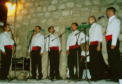 Dalmatian Klapa Šufit from Split